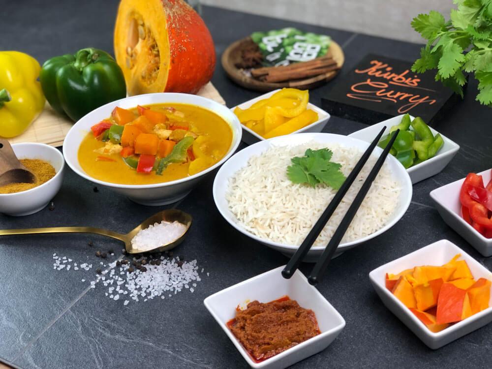 kuerbis-curry-essen-foto