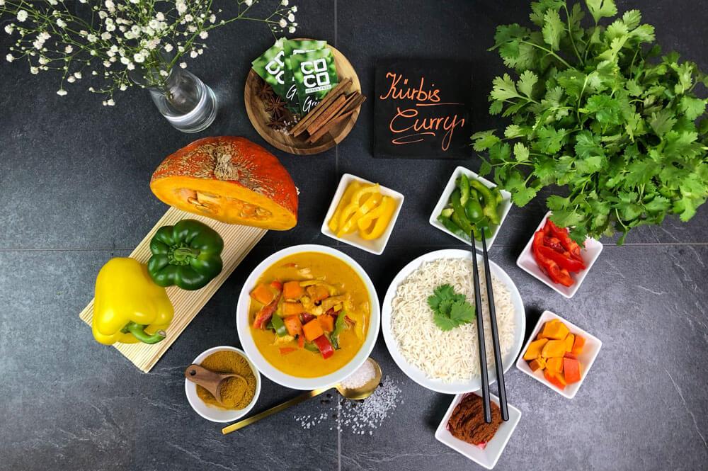 kuerbis-curry-zutaten